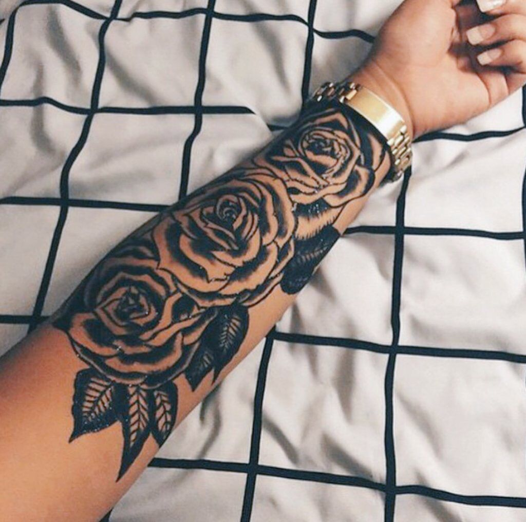 I want this but I want daisies instead of roses. Rose