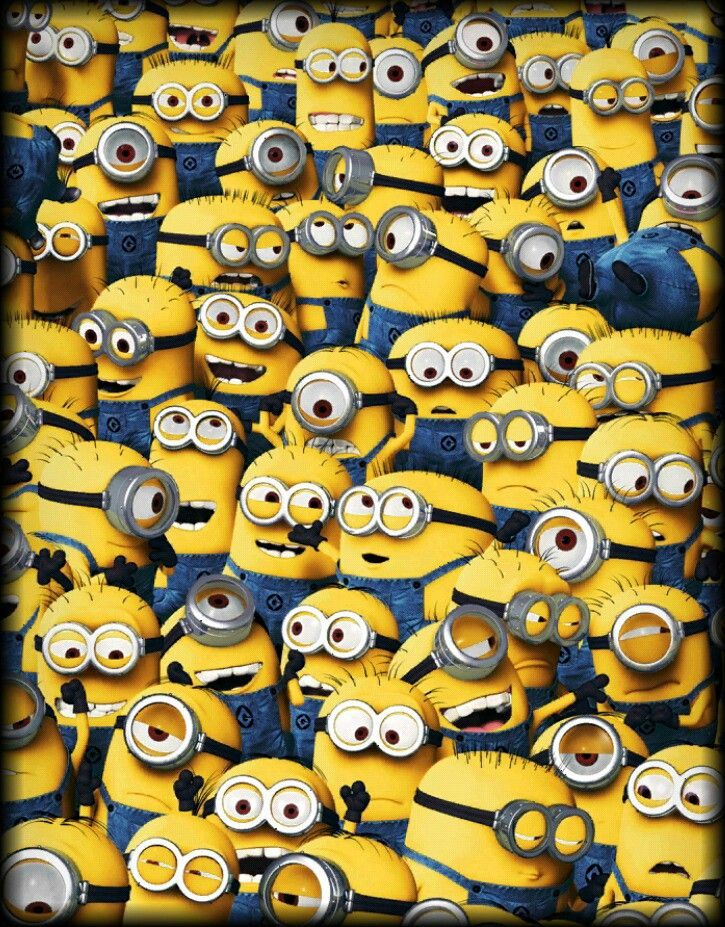 Minion Background