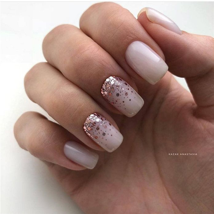 100 Pretty Winter Nail Design Ideas 2019 In 2020 Formal Nails