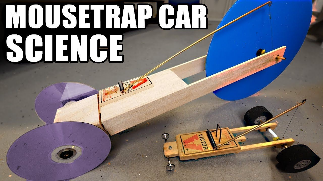 1st place mousetrap car ideas- using science | science and physics