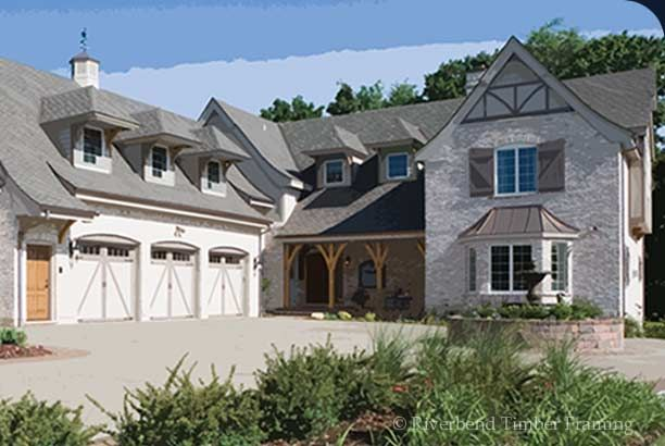 Tuscany Timber Frame Home Floor Plans Timber House Country Floor Plans Tuscany Homes