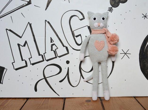 Kot Prot Magpiecreate Rękodzieło Dla Dzieci Dzieci Kids