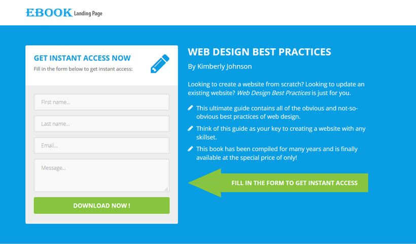 Pin On Landing Page Templates