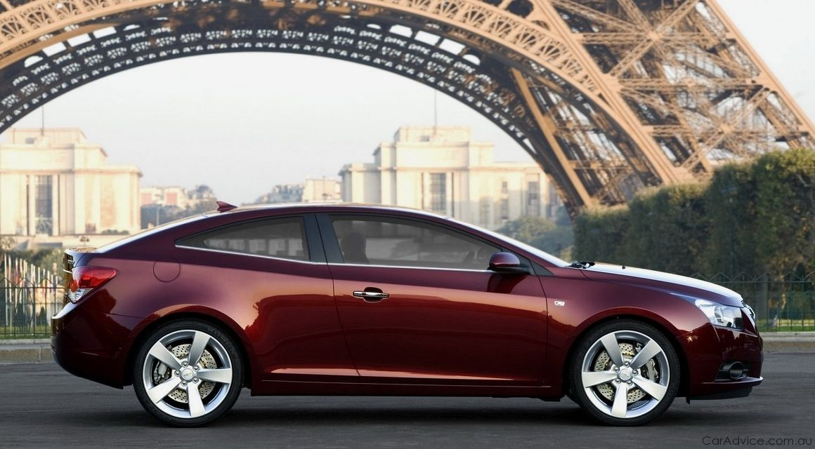 Chevy Cruze Coupe 1230carswallpapers Chevrolet Cruze Coupe
