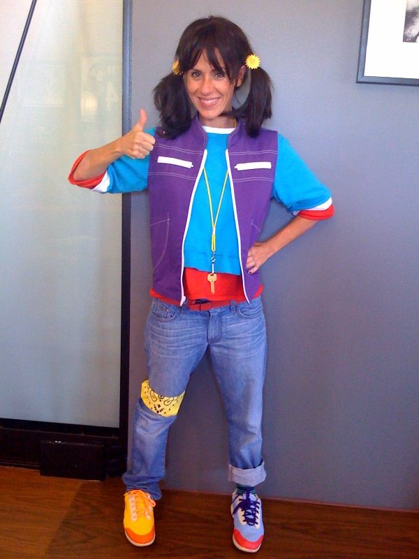 Punky Brewster- Kaylee needs to be this for Halloween, But with ...