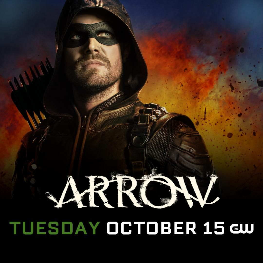 The final season premieres Tuesday, October 15 on The CW