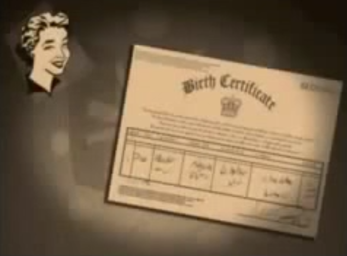 The Truth About Your Birth Certificate Control Of The Masses