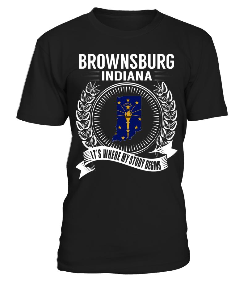 Brownsburg, Indiana - My Story Begins