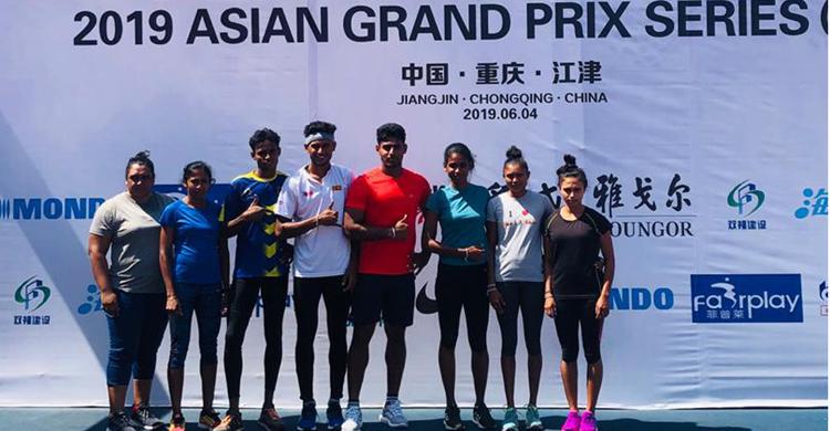 Dalam Asian Grand Prix 2019, Indonesia Sudah Mendapatkan 2