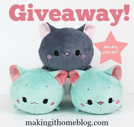 Sewing pattern #giveaway! Get a free sewing pattern for this ...