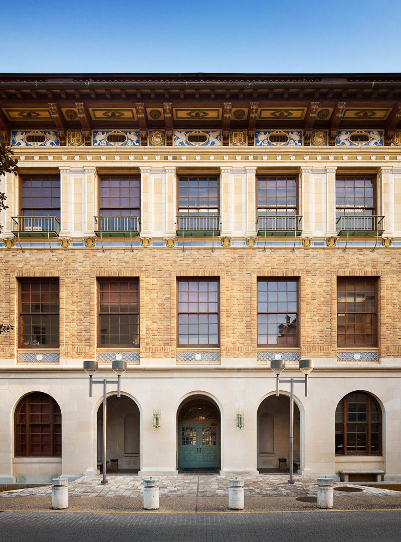 Sutton Hall, UT Austin Architecture, Sutton hall, School