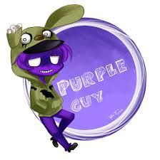 Image result for purple guy