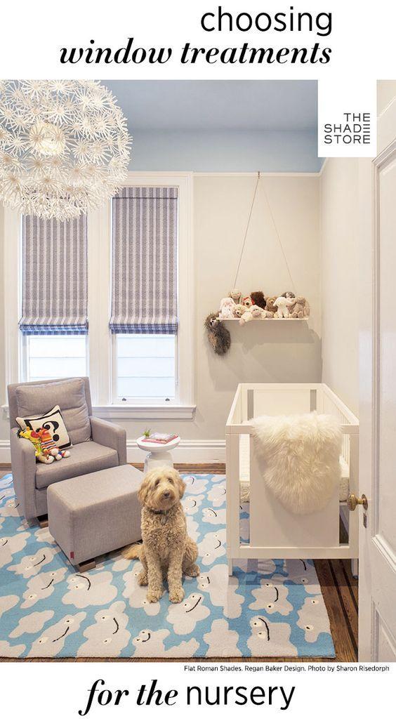 Window Treatments For The Nursery