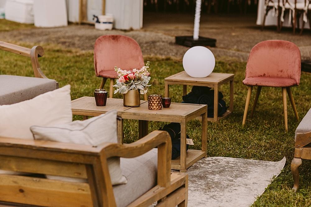 Unique Aviation Inspired Richmond Wedding Inspiration Outdoor Furniture Sets Rental Furniture