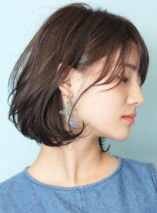 【ショートヘア】☆大人のひし形マッシュショートボブ/BEAUTRIUM GINZAの髪型・ヘアスタイル・ヘアカタログ|2018春夏
