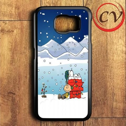 Charlie Brown Christmas Samsung Galaxy S7 Case