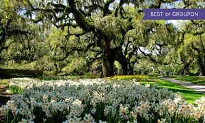 Groupon   Admission For Two, Four, Or Six At Brookgreen Gardens (Up To 46%  Off) In Between Murrells Inlet And Pawleys Island. Groupon Deal Price: $19