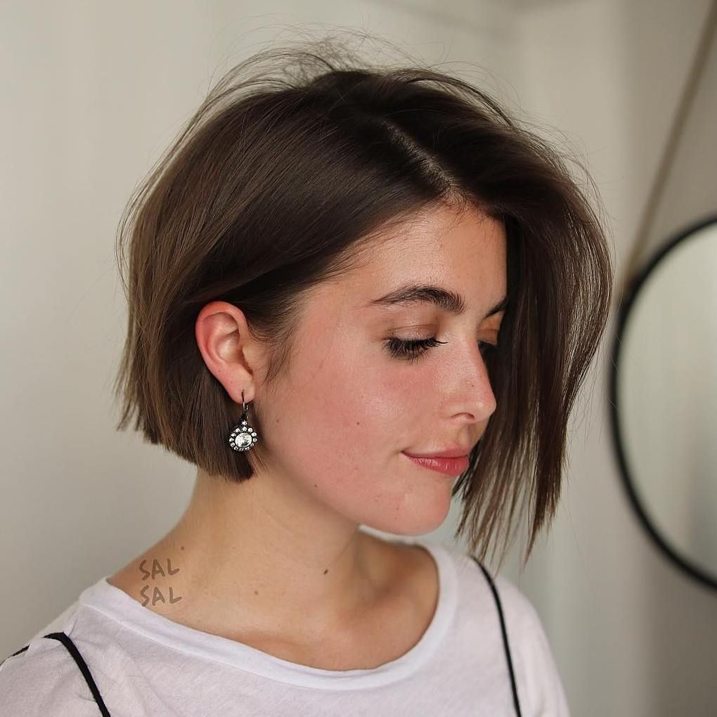 70 Winning Looks With Bob Haircuts For Fine Hair In 2019 New Hair