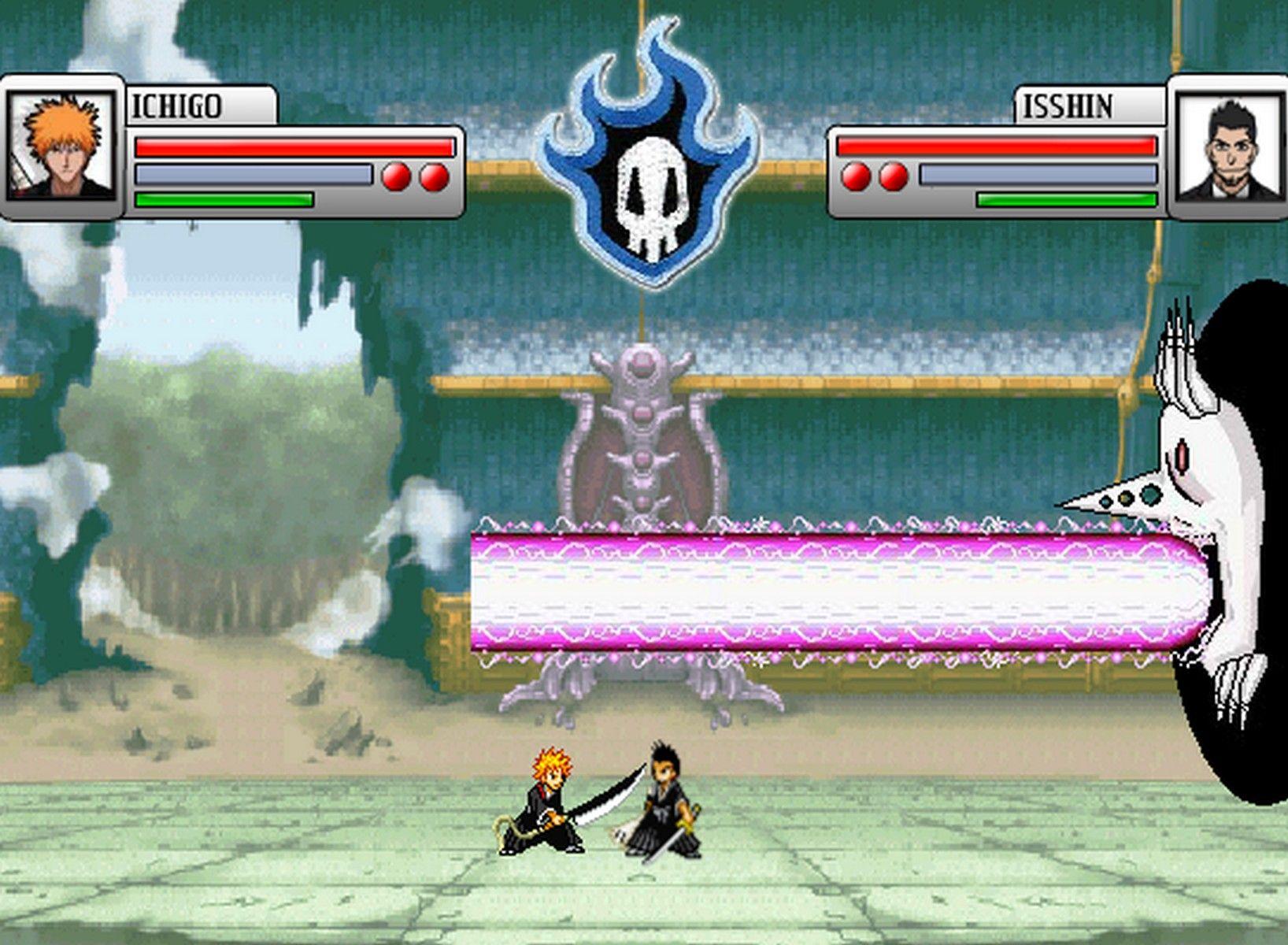 Naruto Bleach Versus   Naruto, Bleach, Fighting games