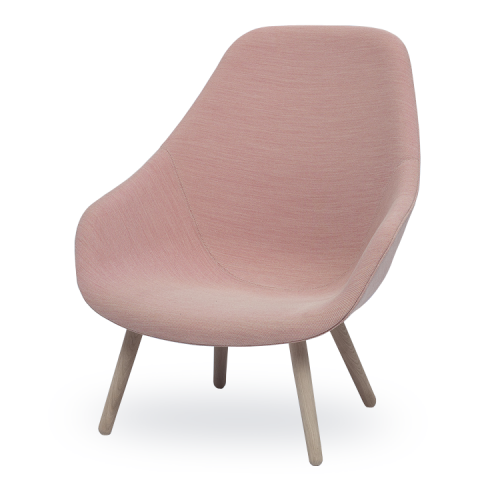 Hay About A Lounge Chair - High AAL92 | Soft furnishings, Armchairs ...