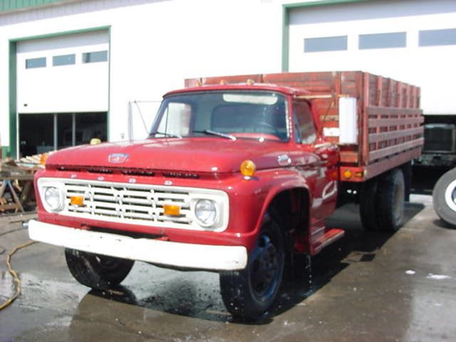64 Ford Truck 1964 Ford F600 For Sale At Ellenbaum Truck Sales