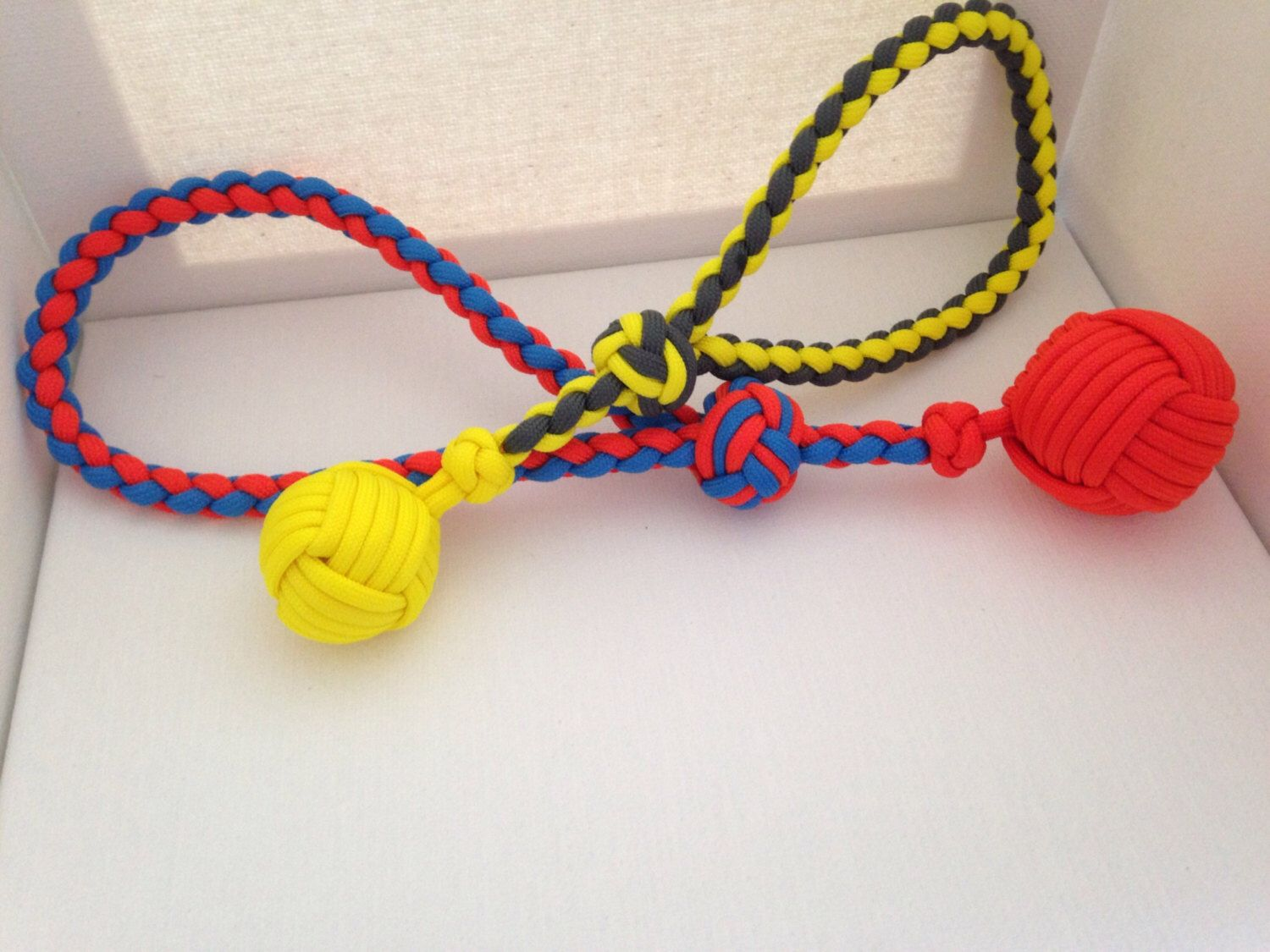 Pin By Heather Patterson On Knotonlyparacord Durable Dog Toys