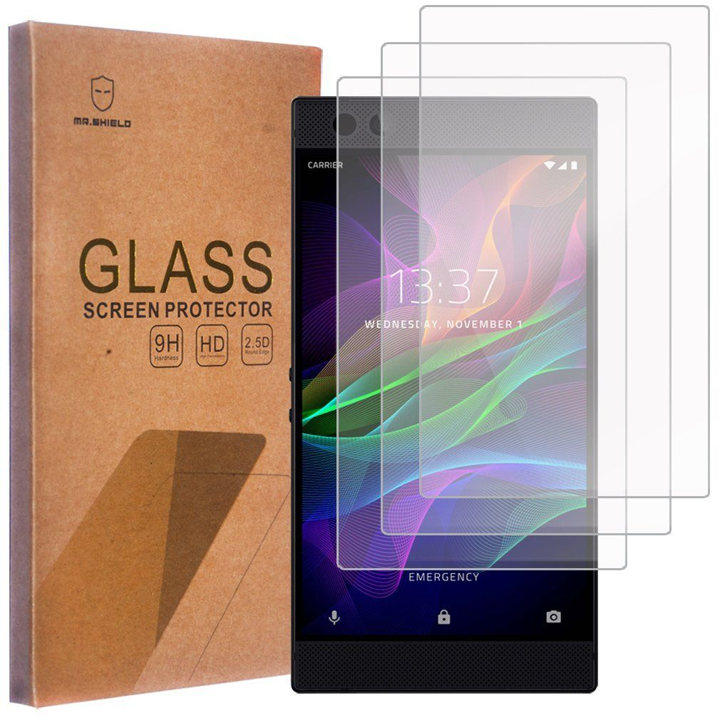 Top 5 Best Razer Phone Tempered Glass Screen Protector