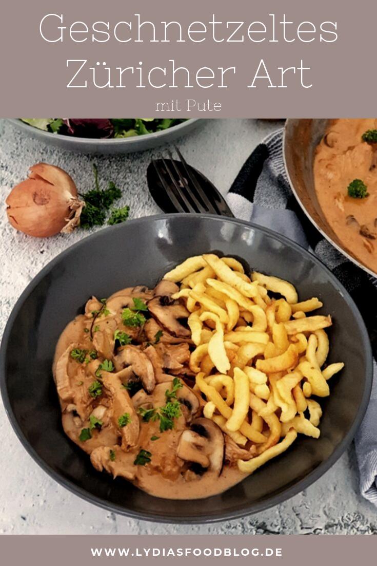 Geschnetzeltes Züricher Art #meatfood