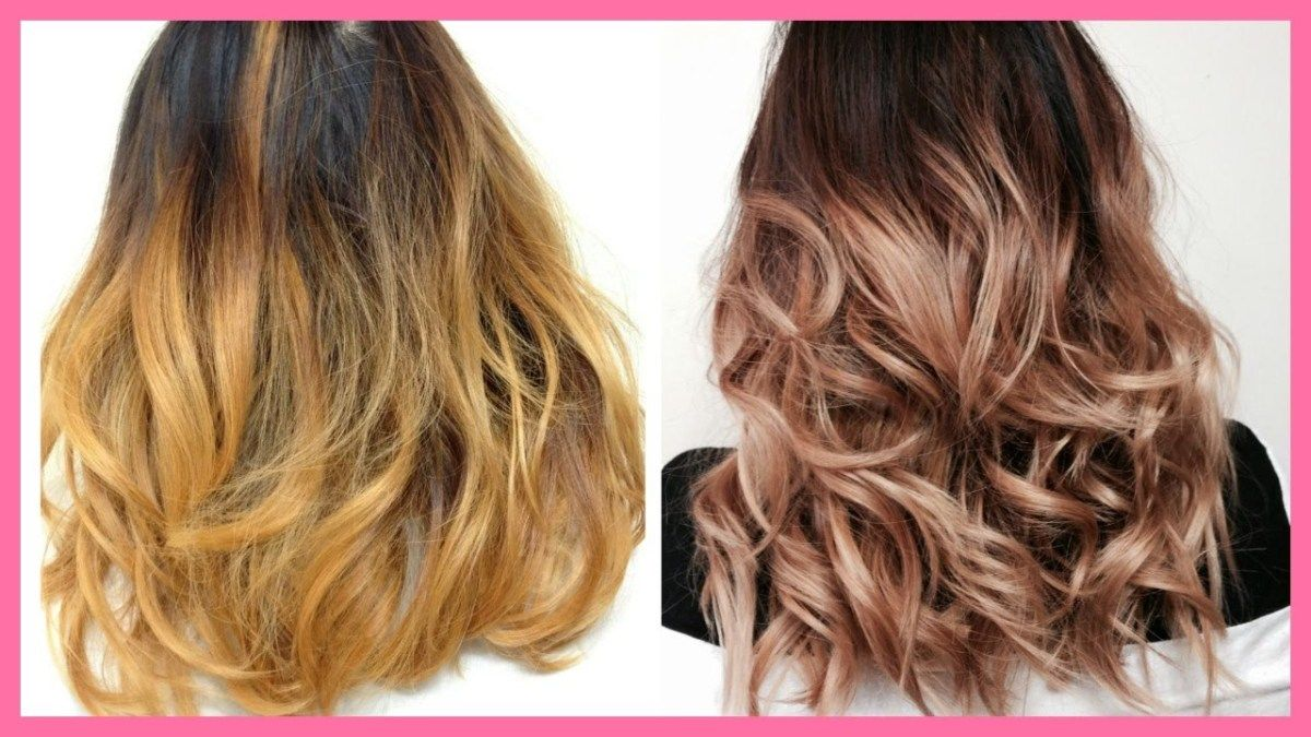 How to get rid of orange hair after bleaching bleached