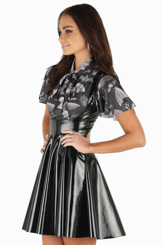 a5e497f00da Show Us Ya Tops PVC Underbust Dress BM Black Milk Clothing