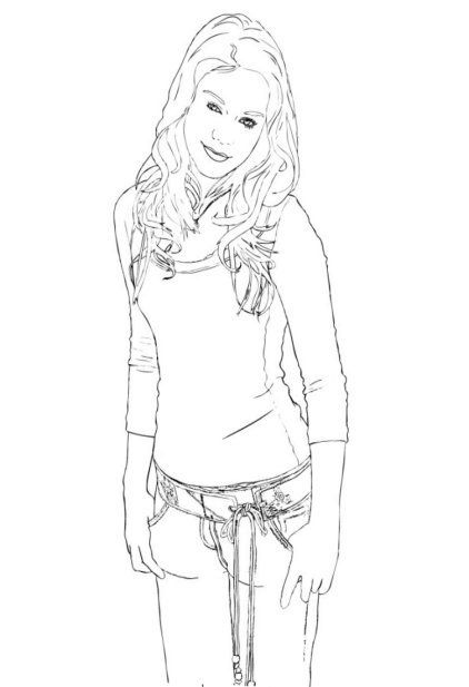 High School Musical Coloring Pages Coloring Pages Pinterest