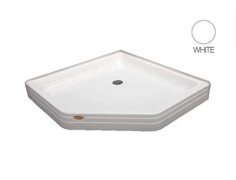Jacuzzi Cay4242snxxxx Neo Angle Shower Shower Pan Shower Base