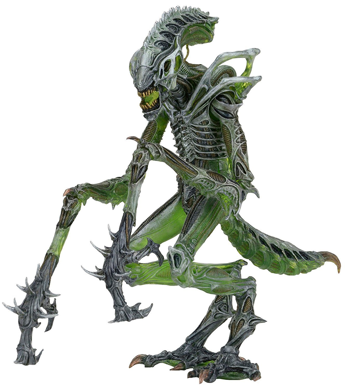 "New NECA Gorilla Alien W Face Hugger Action Figure Aliens Dark Horse Series 7/"""