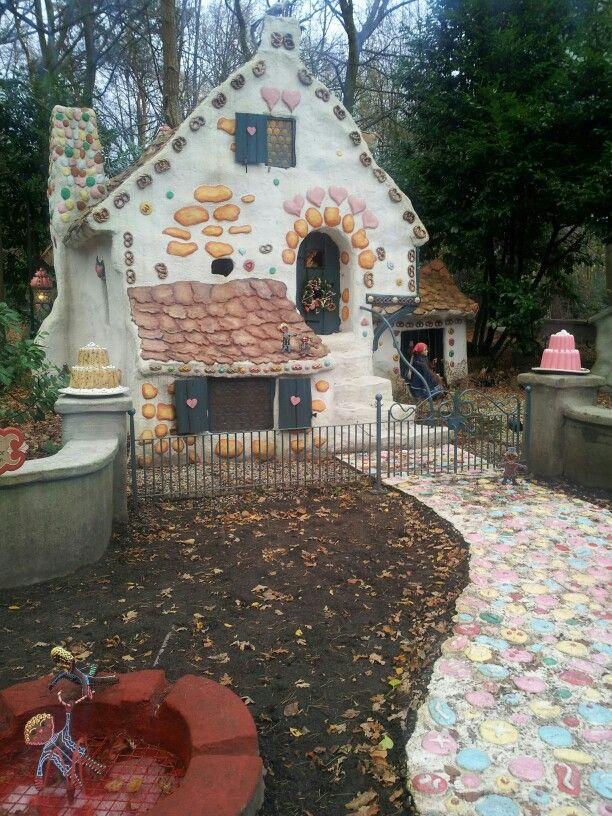 Leuk in de sprookjestuin bij Hans en Grietje