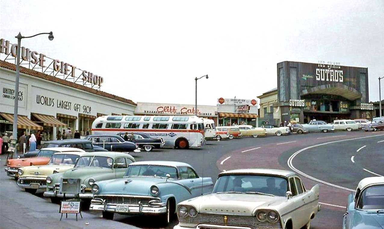 Dubuque Car Dealerships >> Old San Francisco Street Scenes | Vintage cars, Amazing ...