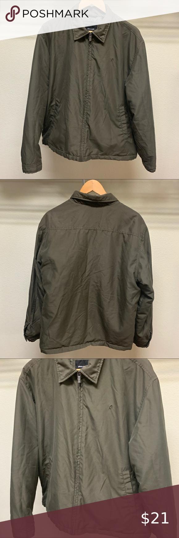 Windbreaker Pierre Cardin Track Jacket Street Wear Street Wear Track Jackets How To Wear