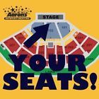 #Ticket  2ND ROW CENTER VIP SEATS! Oddball Comedy and Curiosity Festival Aarons #Canada