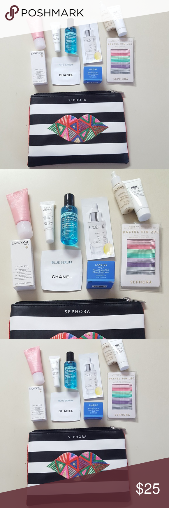 x11 Piece Sephora Makeup Skin Care Bundle Skin makeup