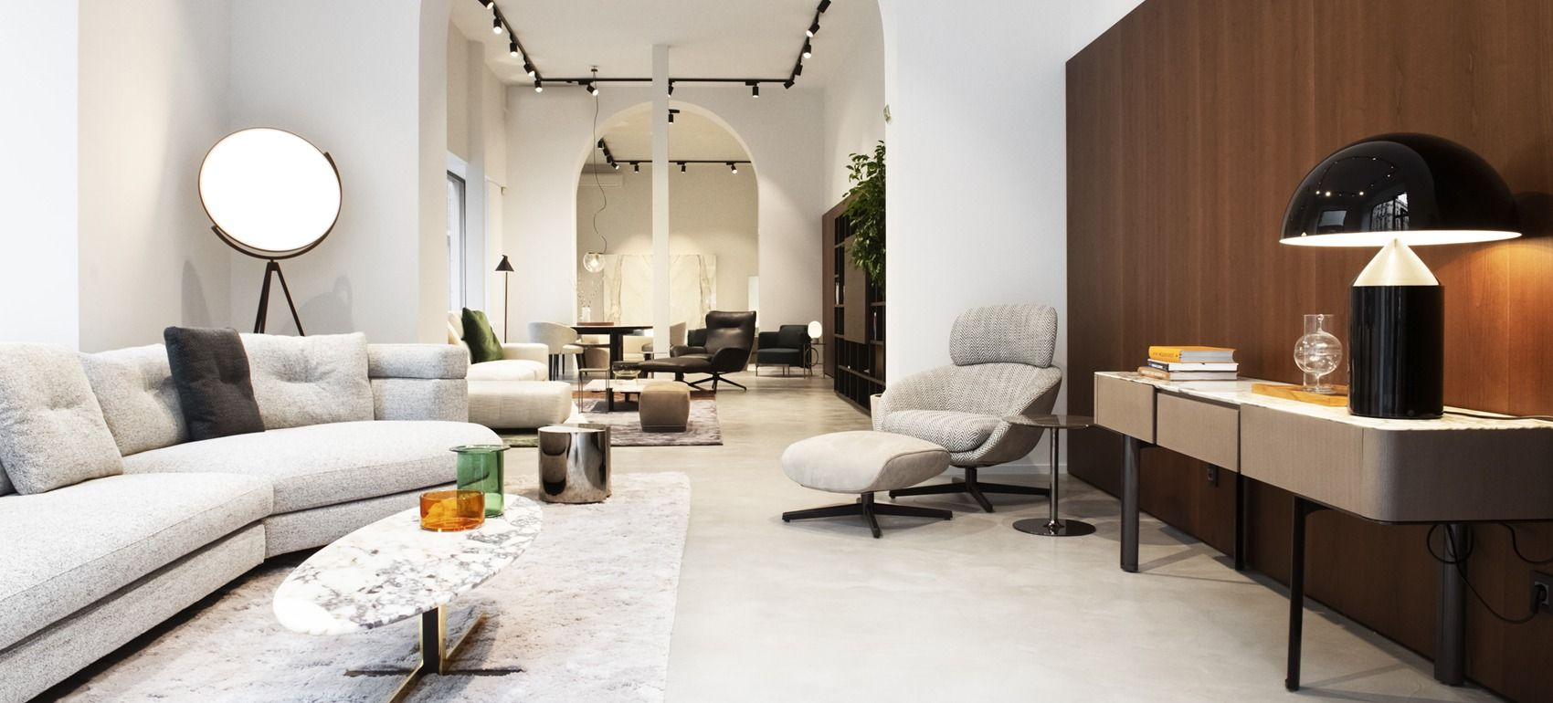 Mobilier Design Marseille Minotti Magasin Meuble Contemporain Sil Mobilier Design Meuble Contemporain Boutique Deco