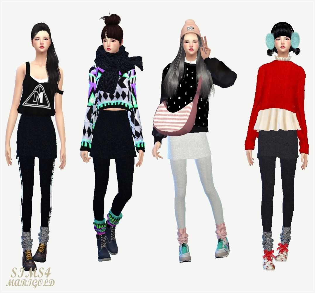 sims 4 item creation blog  | Sims 4‍ | Sims 4 clothing, Sims