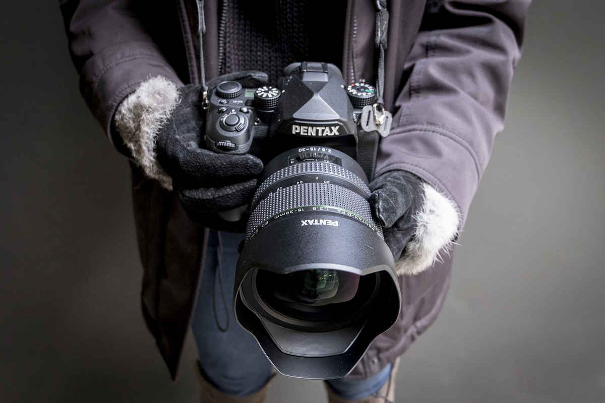 Hands-On: The Pentax K-1 Full-Frame DSLR Is Here At Last | Cameras ...