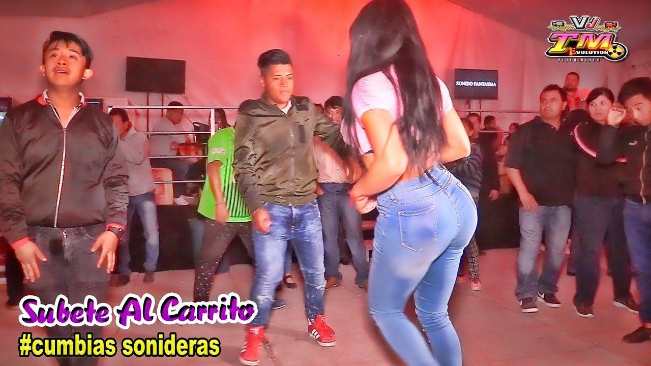 Bailes Sonideros HD FULL)) La Cumbia Del Carrito 2019 La