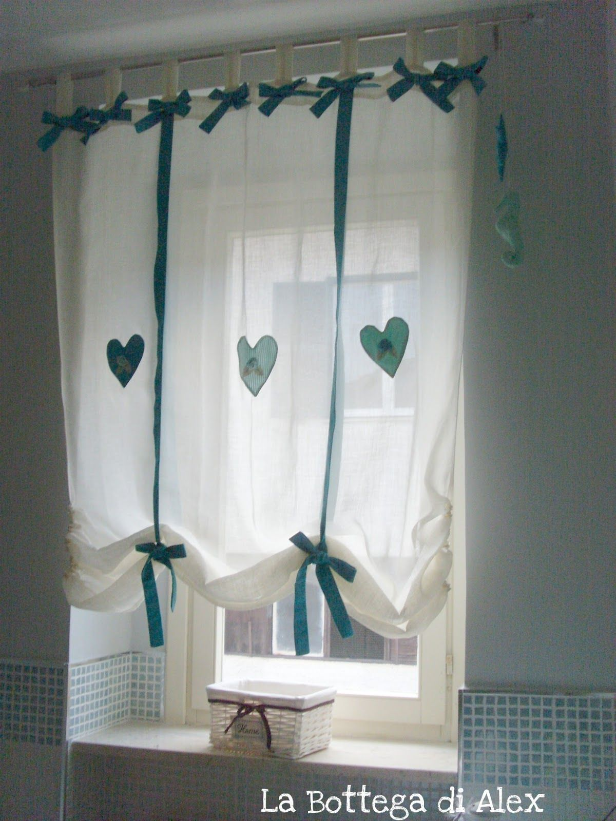 Curtain bathroom shabby chic pinterest shabby