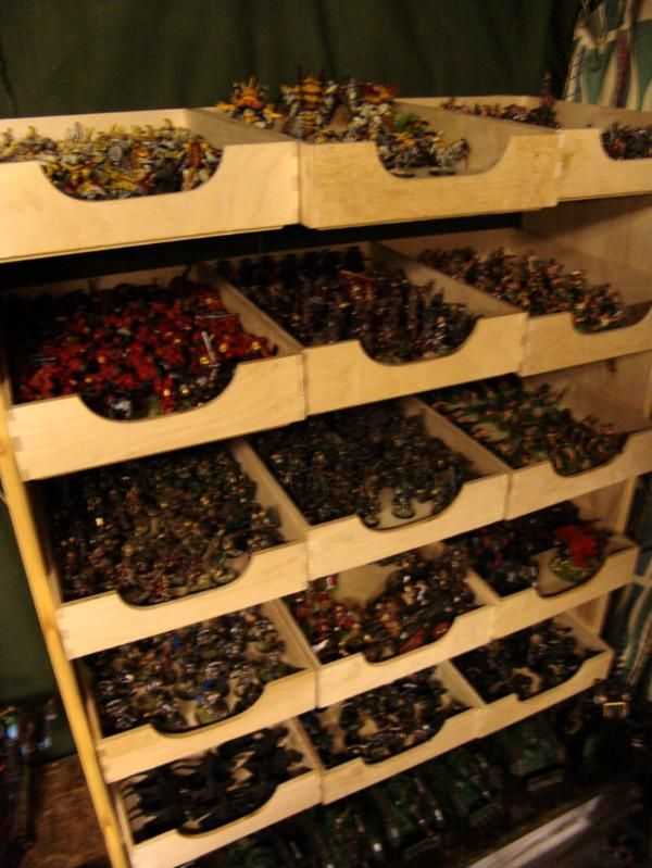 Storage Suggestions For Warhammer Models Forum