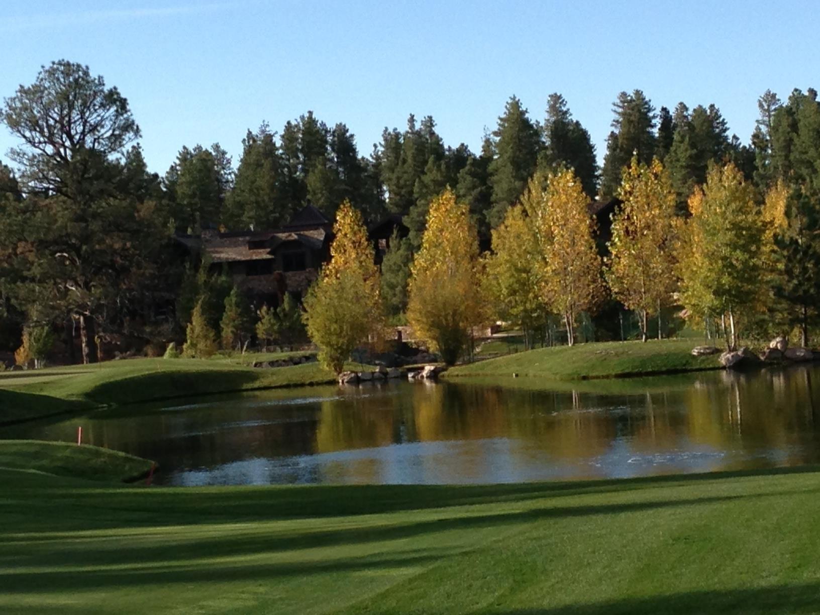 Flagstaff Arizona Golf Community Pine Canyon Club
