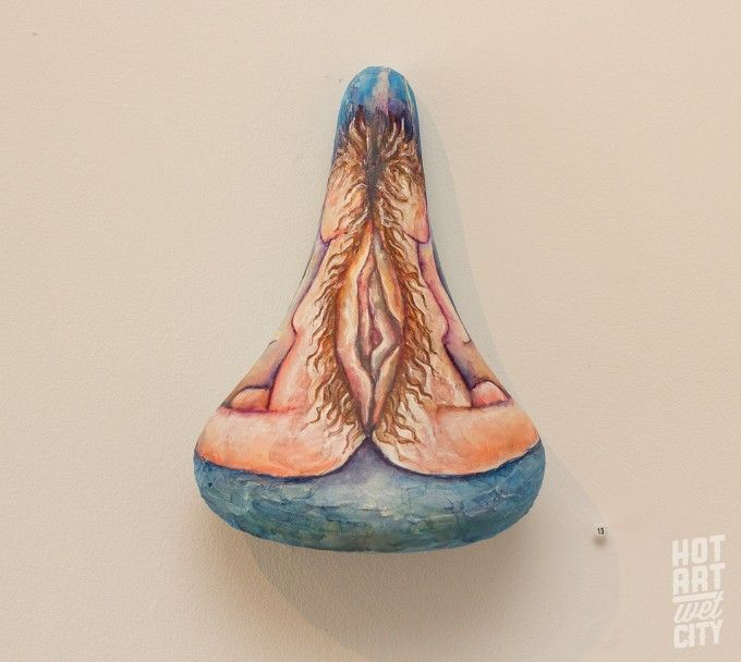 like vagina shaped seat a