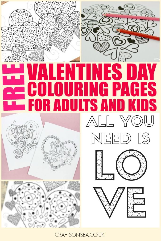 Free Printable Valentines Day Colouring Pages For Adults And Kids Valentines Printables Free Valentines Day Coloring Valentines Day Coloring Page