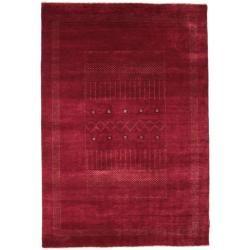 Gabbeh Loribaft Teppich 147x215 Orientalischer Teppich