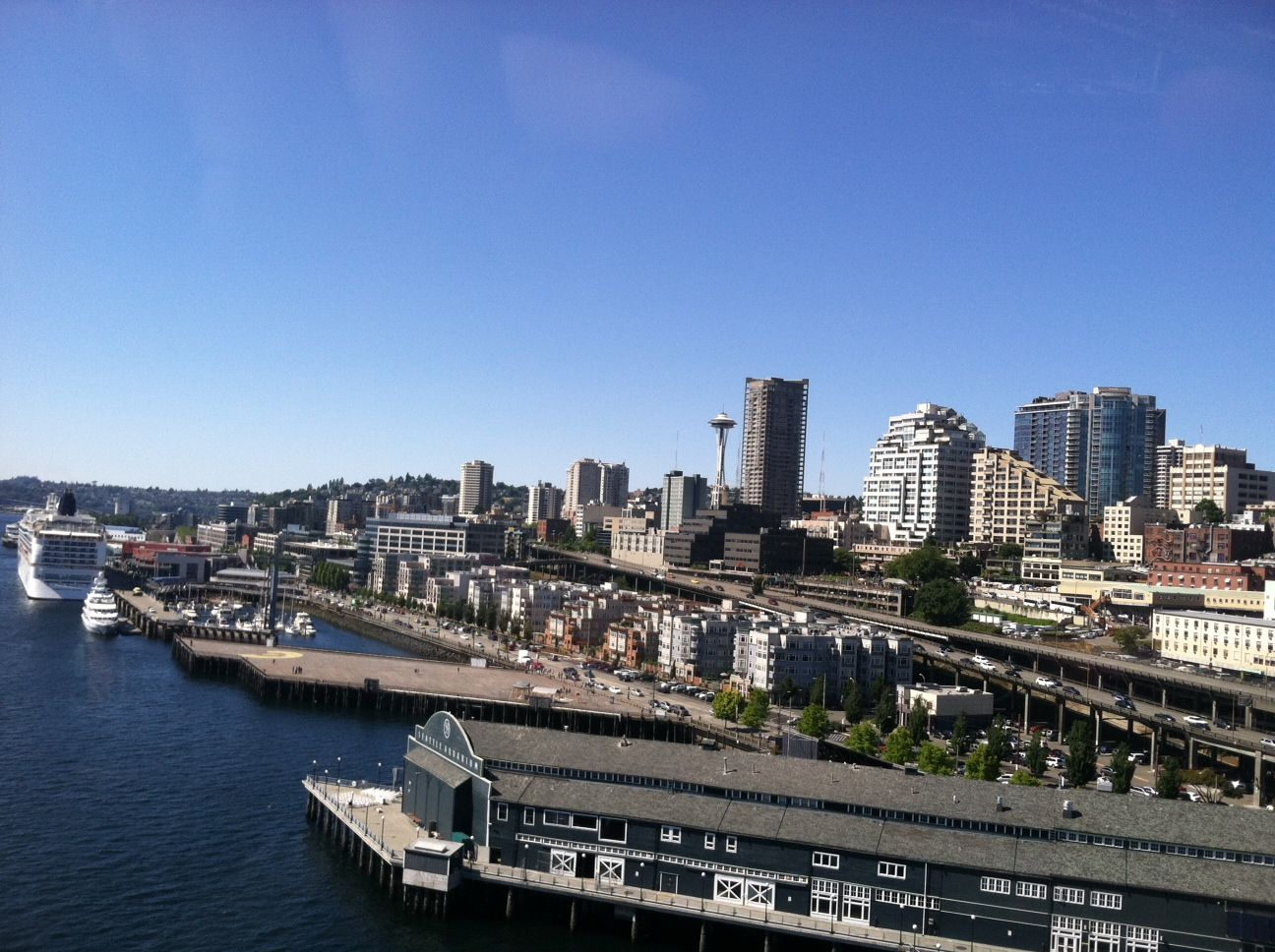 Pin by Hanford Searl Jr. on Seattle (With images
