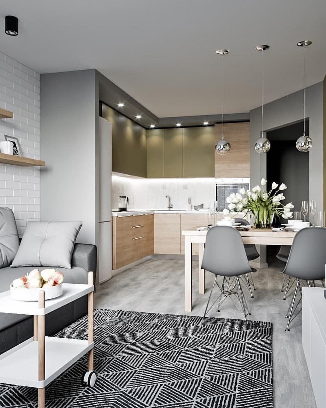 Luxury Apartments Interior, Small